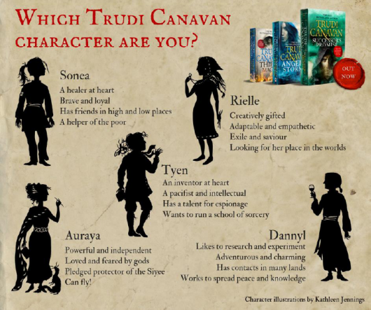 Trudi Canavan Thiefs Magic Pdf